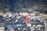 本渡瀬戸歩道橋。 - 青い海と空を追いかけて。
