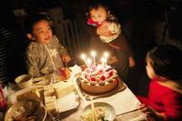 平成天皇誕生日 - ユリ 百合 ゆり 魚沼農場の日々