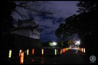 名古屋城 × NAKED『NIGHT CASTLE OWARI EDO FANTASIA』 - びっと飴