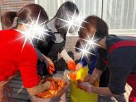 韓国オモニの一大イベント  キムチ作り体験 - アラフィフ女子を満喫するぞ‼️