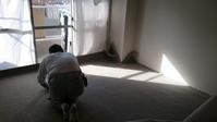 内装リフォーム工事「カーペット敷込み」完了。。 - 一場の写真 / 足立区リフォーム館・頑張る会社ブログ