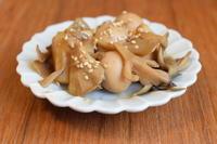 小皿つまみ*里芋と舞茸の煮物 - 小皿ひとさら