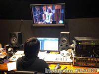 GACKライン>26日のニコ生ライブに向けて練習中。。。 - 風恋華Diary