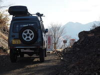2018.11.11 中津川林道も通行止め - ジムニーとピカソ(カプチーノ、A4とスカルペル)で旅に出よう