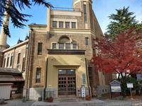2018.11.16 諏訪の片倉館で温泉 - ジムニーとピカソ(カプチーノ、A4とスカルペル)で旅に出よう