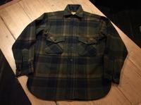 ~60's Sweet-Orr C.P.O. shirt - BUTTON UP clothing