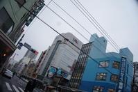 合羽橋さまの商店街を取材してきました.12.23.. - 死ぬよりつらい生きる道!!