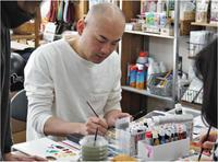 長友心平先生の絵画教室 - SUPER DOGS blog