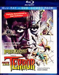 「古城の亡霊」The Terror  (1963) - なかざわひでゆき の毎日が映画三昧