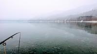 2018.12.23 支笏湖.未完 - river side