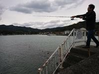 宇和島散歩〈●〉 - 第3の釣り