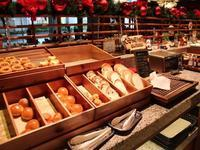 横浜ベイシェラトン朝食タイム - しあわせオレンジ