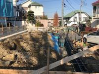 「青葉台の家」深基礎配筋検査 - HAN環境・建築設計事務所