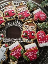 ムーミンのクリスマス - nanako*sweets-cafe♪