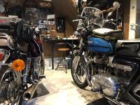 バイク整備。 - W1SA tourist