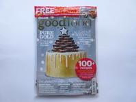 A throwback -英フードマガジンのクリスマス号表紙を振り返る- - イギリスの食、イギリスの料理&菓子