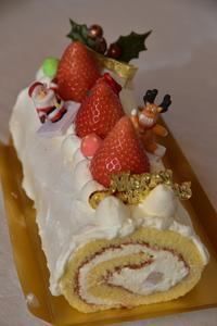 富久樹園のクリスマスケーキ2018 - 光画日記