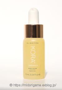 KORA Organics 「Noni Glow Face Oil」 - 深川OLアカミミ探偵団