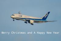 Merry Christmas - K's Airplane Photo Life