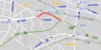 「東八道路が下本宿通りを通る計画だった」という話は本当か - 俺の居場所2