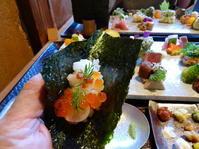 京都の町家で手巻き寿司~ - 猫空くみょん食う寝る遊ぶ Part2