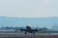 ITM - 36 - fun time (飛行機と空)