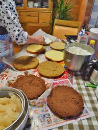 今年のケーキは手抜き? - 浦佐地域づくり協議会のブログ