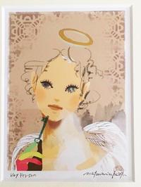 作品「key parson」 - まゆみん MAYUMIN Illustration Arts