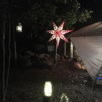 Xマスキャンプ - ONE MORE ALOHA  with pau~私の作業部屋~