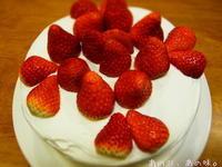 今年のケーキは愛の共同作業。 - あの日、あの味。