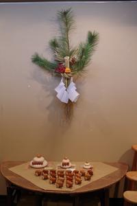 アートハウス「お正月展」 - 菜やの便り