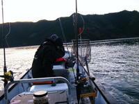 今年最後のボートは尾鷲 - 魚里夢中