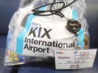 フェデックス見学ツアー@KIX - オット、カメラ(と自転車)に夢中