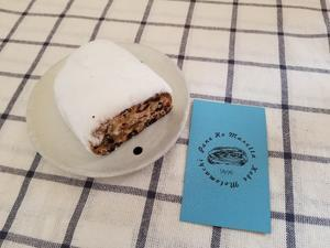 「パネホマレッタ」のシュトレンと美味しいパスタ - パンもぐ手帖