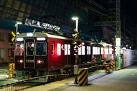 (( へ(へ゜ω゜)へ< 能勢電7200系7201F阪神尼崎から出場 - 鉄道ばっかのブログ