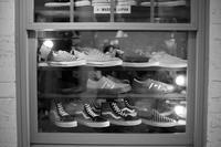スニーカーショップ - 節操のない写真館
