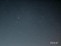 クリスマスの夜のウィルタネン彗星 - お手軽天体写真