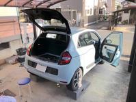 トゥインゴ3/0.9ターボ/EDCアーシング施工 - 「ワッキーの自動車実験教室」 ワッキー@日記でごじゃる