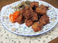 鶏肉の唐揚げ - 楽しい わたしの食卓