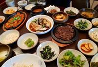 韓定食レストン『スビン』@延禧洞 - 今日はこんなことしました@韓国