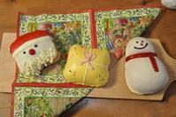 美味しいクリスマスとうーちゃんのクリスマスプレゼント♪ - a&kashの時間。