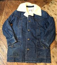 80sLee ボア付きストームライダーMADE IN U.S.A - ショウザンビル mecca BLOG!!