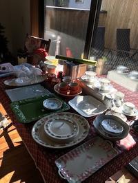 【クリスマス*チャリティーポットラックパーティー】 - Plaisir de Recevoir フランス流 しまつで温かい暮らし