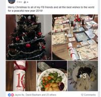 2018 クリスマス - 紅茶国C村+E街の日々