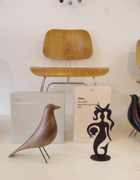 Eames House BirdWalnut&Silhouette Alexander Girard到着! - GLASS ONION'S BLOG