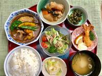 和風あんかけカレー★(^^♪・・・・・700円ランチ - 日だまりカフェ