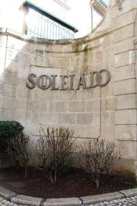 SOULEIADO・・・はじまりは修道院 - アルルの図書館* 旅する古道具屋
