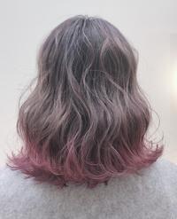 〜カットカラー〜 - HAIR STUDIO BOOM'S DIARY