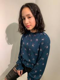 くせ毛を活かしてカット - COTTON STYLE CAFE 浦和の美容室コットンブログ