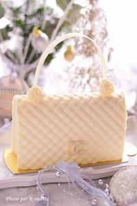 リクエストレッスンはマトラッセのバッグのケーキ* - R-Sweetsな生活